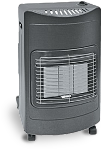 LPG Cabinet Heater, Gas Bottle Heater, Portable Gas Heater
